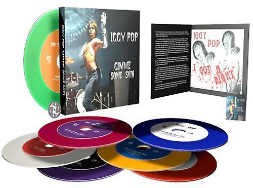 Iggy Pop - Gimme Some Skin-the 7 [Vinyl] USA import
