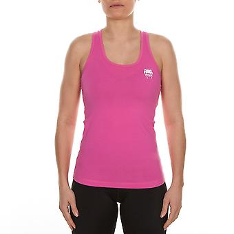 Venum Women's Essential Racer Back Athletic Tank Top - Pink