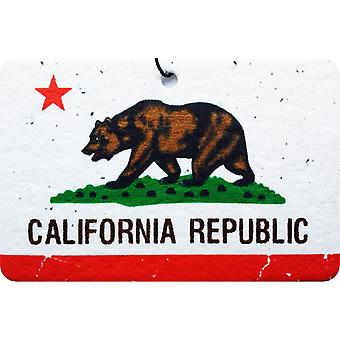 Californien Republik bil luftfriskere