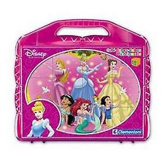 Clementoni Rompec.12 Princesses - Disney Princesses