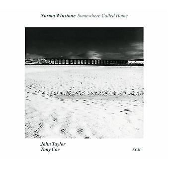 Norma Winstone - Somewhere Called Home [CD] USA import