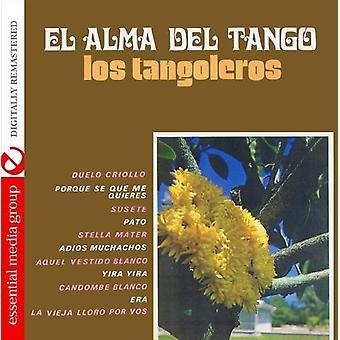 Los Tangoleros - El Alma Del Tango-Los Tangoleros [CD] USA import