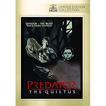 Predator: The Quietus [DVD] USA import