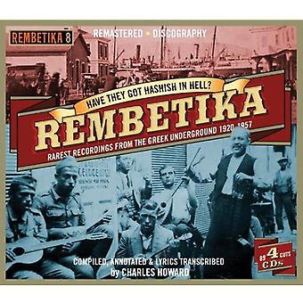 Rembetika-Have They Got Hashish in Hell? - Rembetika-Have They Got Hashish in Hell? [CD] USA import