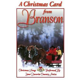 Julekort fra Branson [DVD] USA importerer