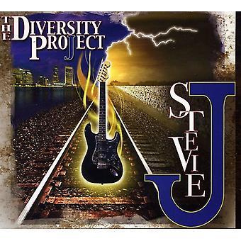 Stevie Jørgensen - mangfoldighed projekt [CD] USA import