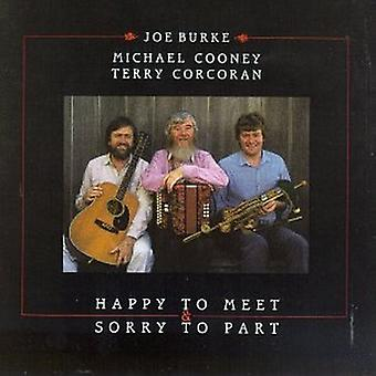 Burke/Cooney - Happy to Meet [CD] USA import