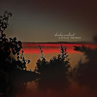 Darshan Ambient - småting [CD] USA import