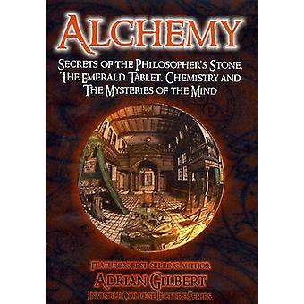 Alkymi-hemmelighederne af filosoffer Stone Emerald Tabl [DVD] USA import