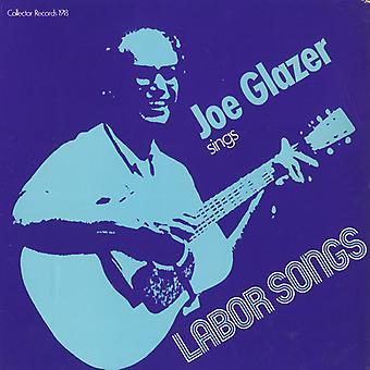 Joe Glazer - Joe Glazer synger Labor sange [CD] USA import