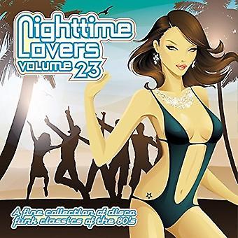 Nighttime Lovers Volume 23 - Nighttime Lovers Volume 23 [CD] USA import