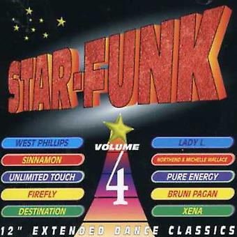 Star Funk - Star Funk: Vol. 4 [CD] USA import