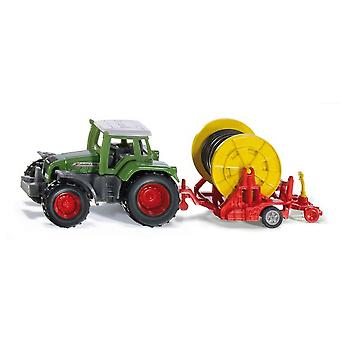 Siku Tractor With Irrigation Reel (Toys , Vehicles And Tracks , Mini Vehicles , Tractors)