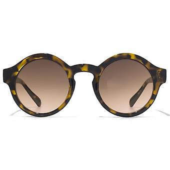American Freshman Fashion Round Sunglasses In Tortoiseshell