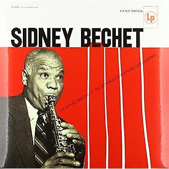 Sydney Bechet - stormester af sopransaxofon [Vinyl] USA importen