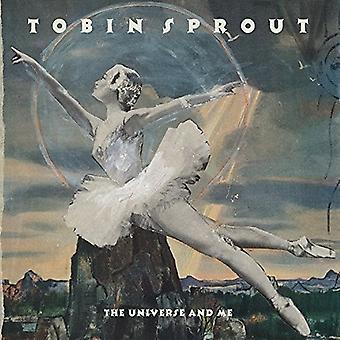 Tobin-spire - universet & mig [CD] USA importerer