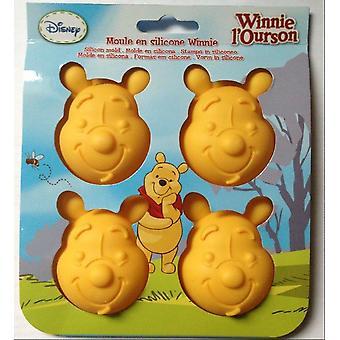 Disney Winnie de Peter Plys formet silikoneforme