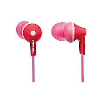 Panasonic Ergofit Stereo koptelefoon - roze
