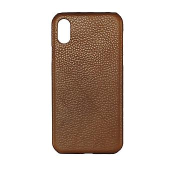 GEAR casing Onsala Leather Brown iPhone 8