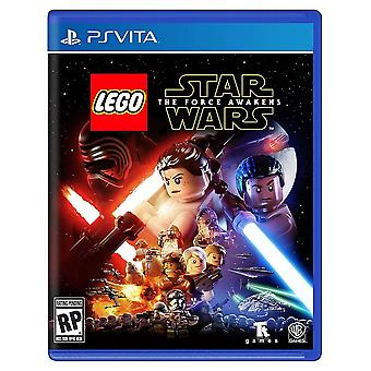 Lego Star Wars Force Awakens PS Vita Game