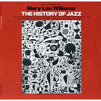 Mary Lou Williams - History of Jazz [CD] USA import