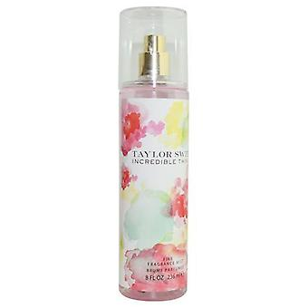 Incredible Things Taylor Swift By Taylor Swift Body Mist 8 Oz