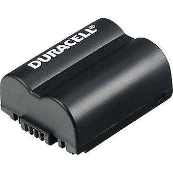Camera battery Duracell replaces original battery CGA-S006, CGR-S006, DMW-BMA7