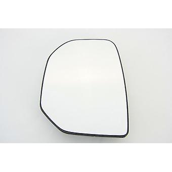 Left Mirror Glass (heated) & Holder for Citroen BERLINGO van 2008-2012