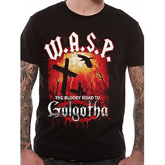 Wasp - Bloody Road (Unisex) T-Shirt