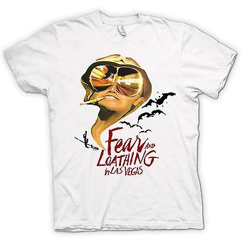 Herren T-Shirt - Angst und Schrecken in Las Vegas - Bats - Lustiges