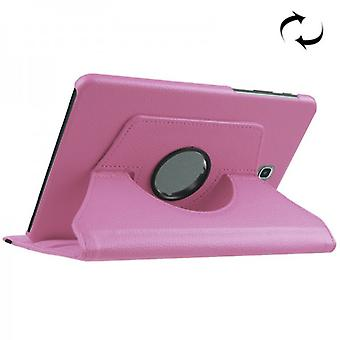 360 degrees-pink cover case for Samsung Galaxy tab S2 8.0 SM T710 T715N
