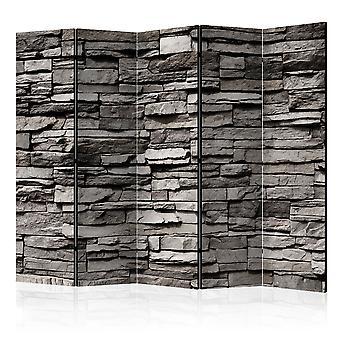 Room Divider - Stony Facade II [Room Dividers]
