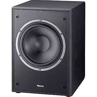 Caisson de basse magnat Monitor suprême Sub 202 a Hi-Fi noir 160 W 20 Hz - 200 Hz