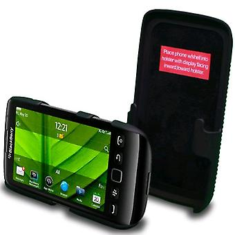 Verizon Hard Shell Holster for BlackBerry Torch 9850/9860 - Black