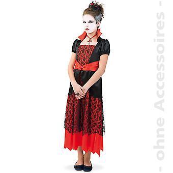 Vampiresa Reina de vampiro de la noche Countess Dracula adolescentes disfraces de Halloween