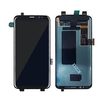 Zeug Certified® Samsung Galaxy S8 Plus Bildschirm (Touchscreen + LCD + Teile) A + Qualität - schwarz