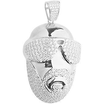 Premium Bling - rimorchio di rapper 3D dell'argento sterlina 925