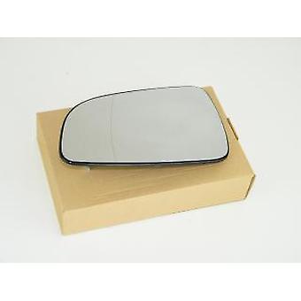 Left Mirror Glass (heated) & Holder for VAUXHALL ASTRA mk5 Hatchback 2004-2009
