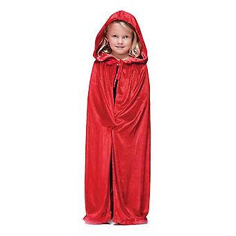 Bnov Velvet Hooded Cloak