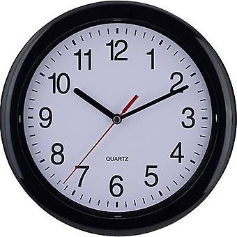 Black Quartz Wall Clock