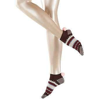 Esprit Norwegian Sneaker Socks - Barolo Red