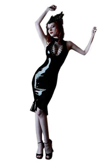 Waooh 69 - Robe Sexy Fetichiste Viola