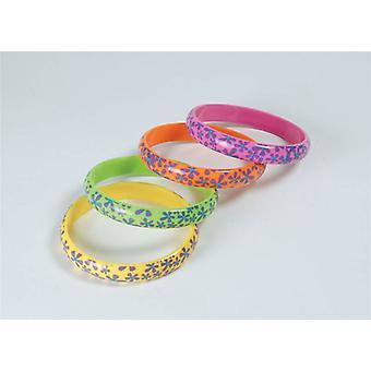 Hippy Flower Bracelets.