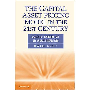 The Capital Asset Pricing Model in the 21st Century - Analytical - Emp