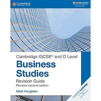 Cambridge IGCSE  (R) and O Level Business Studies Second Edition Revi