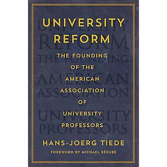 Reforma universitária - a Fundação da associação americana de Univer