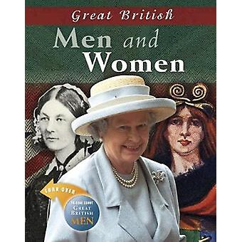 Great British Men and Women by Claire Throp - 9781474754941 Book