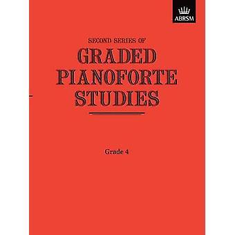 Graded Pianoforte Studies - Second Series - Grade 4 by ABRSM - 978185