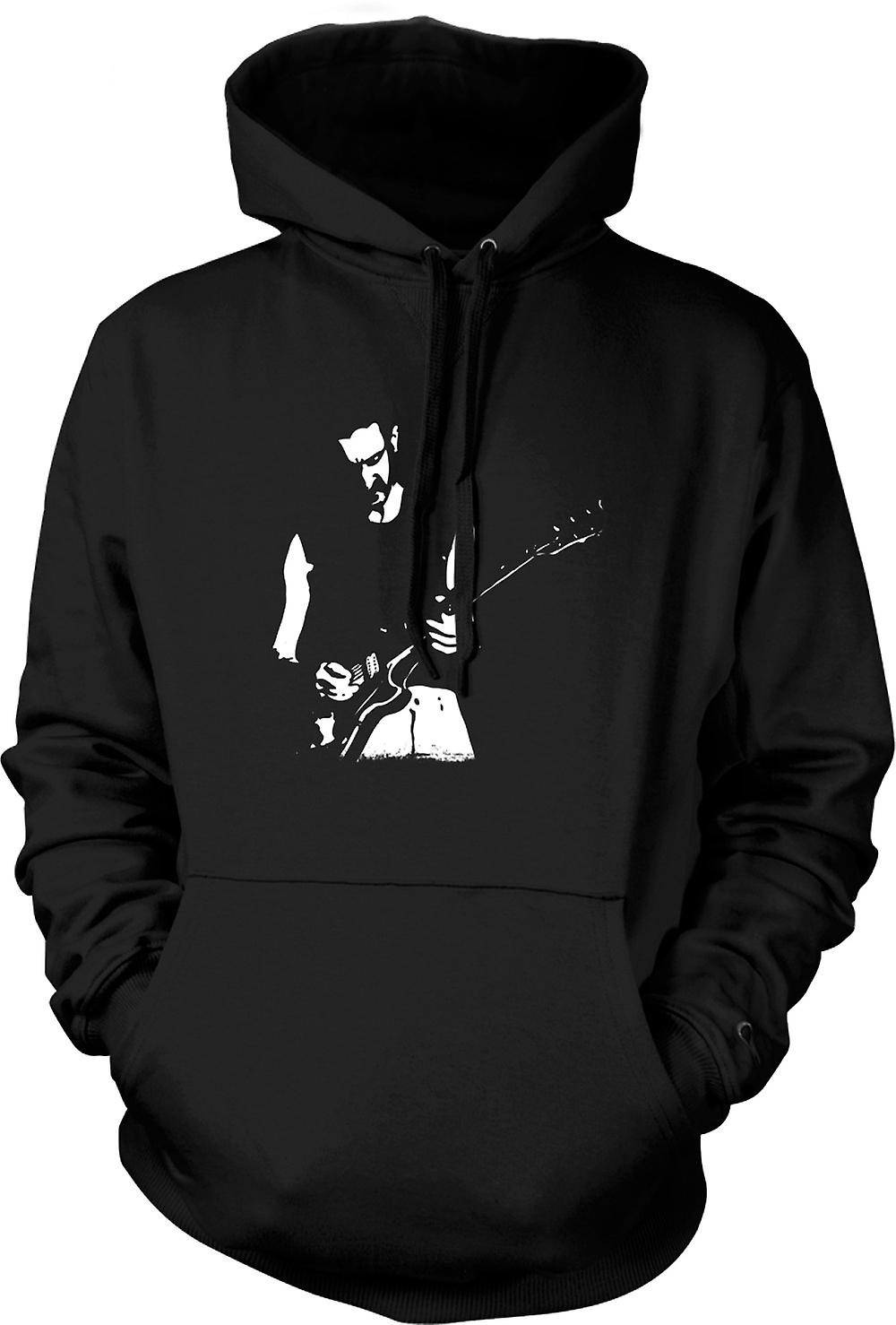Barn Hoodie - Frank Zappa Rock - Pop Art