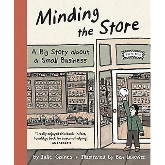 Minding the Store - How we started a business - hired our mothers - br